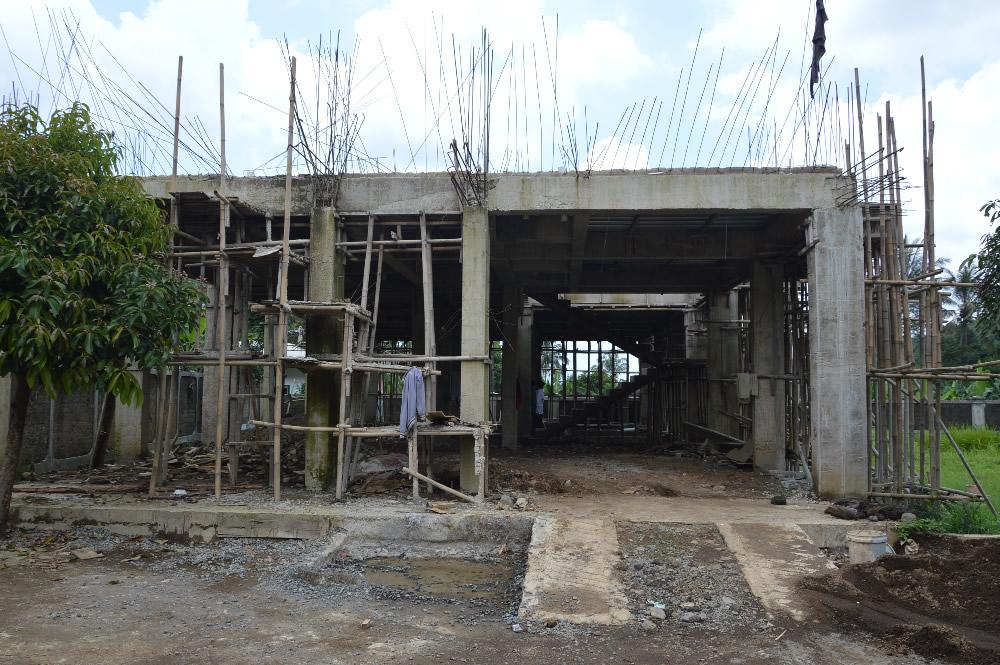 Pembangunan Rumah Tahfizd Pesantren PKH