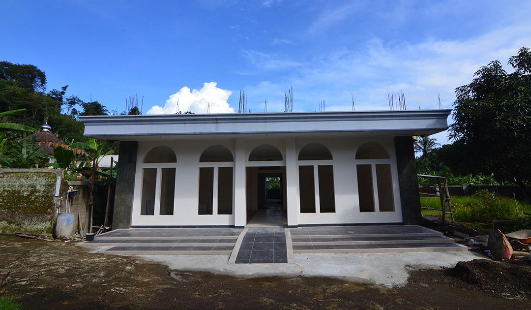 Wakaf Pembangunan Rumah Tahfizd Pesantren PKH
