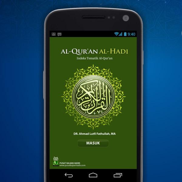 Donasi Pengembangan Aplikasi al-Qur'an al-Hadi
