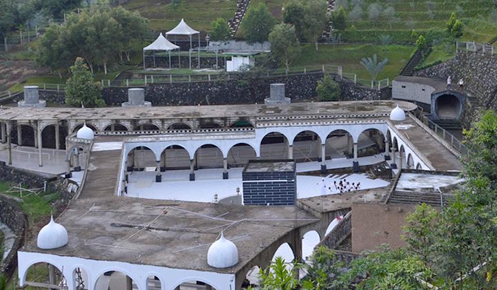 Wakaf Pembangunan Sarana Manasik Haji dan Umrah