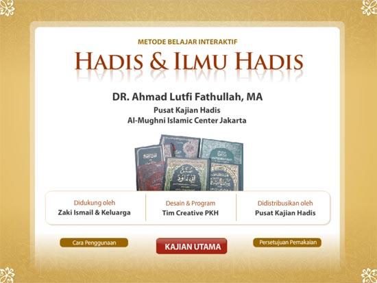 download hadis dan ilmu hadis